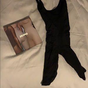 SKIMS Open Bust Bodysuit